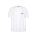 세인트쇼() FBI & PISTOL REVERSIBLE T-SHIRT WR