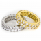 Design By TSS ETERNITY RING (GOLD/SILVER)
