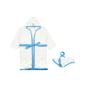 데니필드(DENNYFIELD) (H) SWEET BATH ROBE white