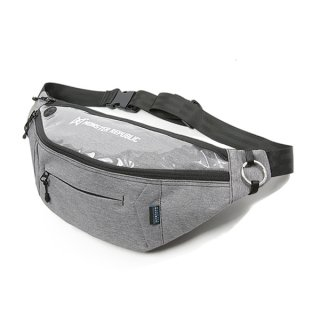 몬스터리퍼블릭(monsterrepublic) PROGRESS WAIST BAG ver.2 L.GRAY