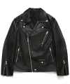 [FW ver.] Buffing Leather Rider Jacket