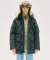HEAVY DOWN PARKA HA [BLACK]