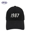팔칠엠엠서울(87mm) [Mmlg] 1987 BALLCAP (BLACK)
