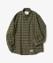 HBT Check Shirts [Khaki]