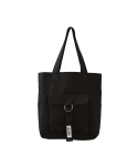 카미노 스트릿(CAMINO STREET) OUT FOCUS POCKET ECO BAG (BLACK)