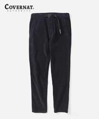 커버낫(covernat) CORDUROY EASY PANTS NAVY