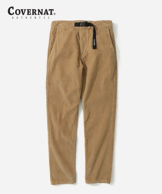 커버낫(covernat) CORDUROY EASY PANTS BEIGE