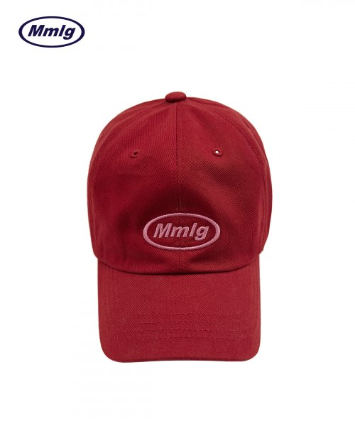 팔칠엠엠(87MM) [Mmlg] MMLG BALLCAP (WINE)