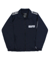 아임낫어휴먼비잉(iamnotahumanbeing) [17FW] Basic Logo Tape Track Top Jacket - Navy