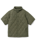 유니폼브릿지(uniformbridge) inner down short jacket khaki