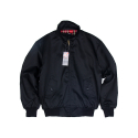 [워리어클로징] WARRIOR CLOTHING - Harrington Jacket [Black]