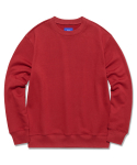 페이브먼트(PAVEMENT) PAVEMENT CREWNECK GA [BURGUNDY]