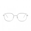 벤시몽아이웨어(BENSIMON EYEWEAR) No.3 Glass Geek-Silver