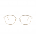 벤시몽아이웨어(BENSIMON EYEWEAR) No.3 Glass Geek-Gold