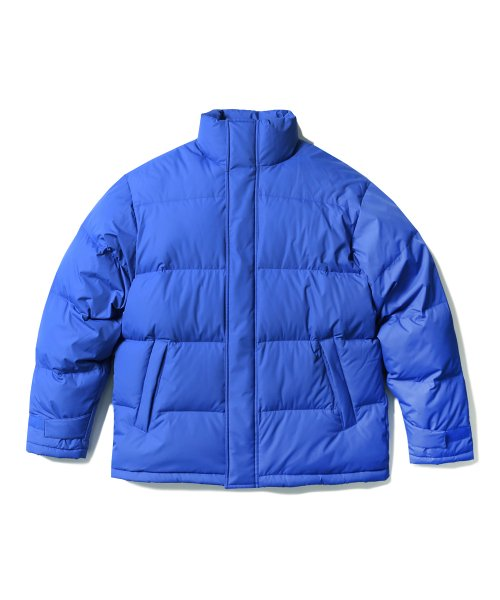 인사일런스(INSILENCE) Essential Down Jacket Blue