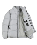 ESSENTIAL DOWN JACKET (grey)