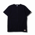 PRESTONS 2017 Henly Short Navy T - Shirts
