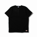 프레스톤즈(PRESTONS) PRESTONS 2017 Henly Short Black T - Shirts