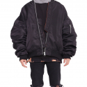 페이드6(FADE6) DOUBLE-SIDED BOMBER JACKET