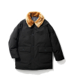에스피오나지(espionage) Akron Classic Down Parka Black