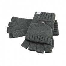 17FW The Woodsmen Glove Charcoal