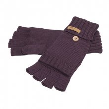 17FW The Cameron Glove Plum
