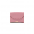 페넥(FENNEC) Halfmoon Mini Wallet 003 Rose Pink