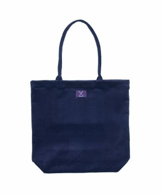 아트 이프 액츠(artifacts) [아티팩츠] ARTIFACTS - Corduroy Eco Bag [Navy]