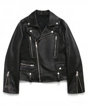 [FW ver.]FS Leather Rider Jacket_Woman