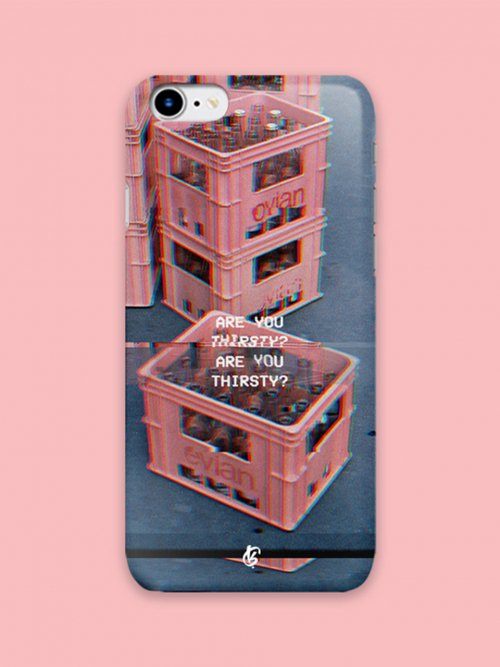 기키(GEEKY) geeky phone case noise no.1