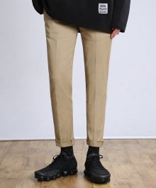 Work Chino Slacks (Beige)