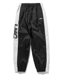 엘엠씨(LMC) LMC LOGO MESHED TRACK SUIT PANTS black