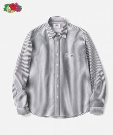 L/S 1PK STRIPE SHIRTS