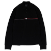 NM LINE PK SHIRT - BLACK