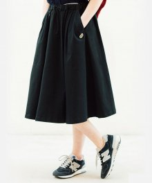 EASY SKIRT BLACK