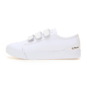 페이유에() [FEIYUE 페이유에]FE LO II RISE VELCRO WHITE LEATHER / FU100010