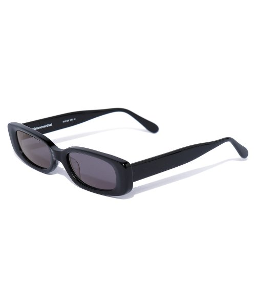 디스이즈네버댓(THISISNEVERTHAT) Skogar Sunglasses Black
