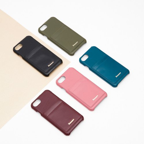 페넥(FENNEC) Leather iPhone7+/8+ Card Case