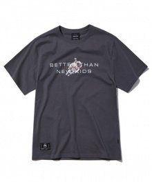 2018 SPACEMAN T-SHIRTS 3 (GREY) [GTS045G23GY]