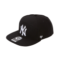 47브랜드(47 BRAND) YANKEES BLACK DEVOE 47 CAPTAIN SF WOOL