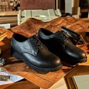 클라시코(CLASSICO) Derby Shoes_Black