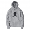 위에스씨(WESC) (I1)Icon(hood sweaters.grey melange)