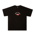 필이너프() CHERRY T-SHIRTS BLACK