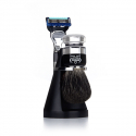 오메가브러쉬(OMEGABRUSH) shaving brush SET F6195.14
