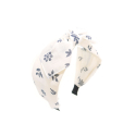오뜨르 뒤 몽드(AUTOUR DU MONDE) SPRING GARDEN  HAIRBAND (3COLORS)