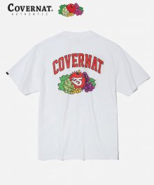 [COVERNAT X FTL X 275C]210g COLLAGE POCKET TEE