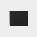 살랑(SALRANG) Reims M501 Half Wallet black
