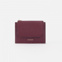 살랑() Reims 303S Cover card Wallet burgundy