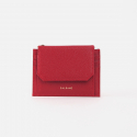 살랑() Reims 303S Cover card Wallet cherry red