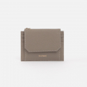 살랑(SALRANG) Reims 303S Cover card Wallet warm grey